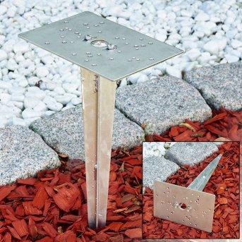 pique de terre Totebo Nickel mat