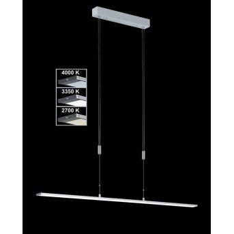 Suspension Honsel Shine LED Aluminium, 1 lumière
