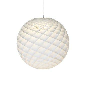 Suspension Louis Poulsen PATERA Blanc, 1 lumière