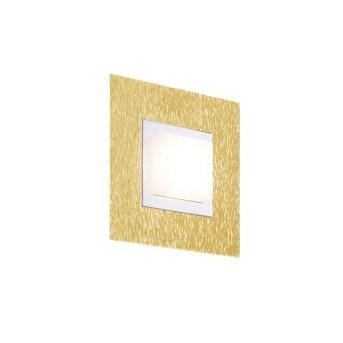 Applique murale / Plafonnier Grossmann BASIC LED Laiton, 1 lumière