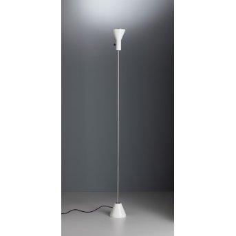 ES 57 LED Tecnolumen Projecteur Chrome, Blanc, 1 lumière
