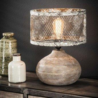 Lampe à poser Schildwolde Rouille, 1 lumière