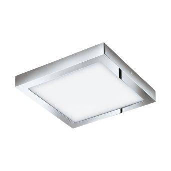 Plafonnier EGLO connect FUEVA-C LED Chrome, 1 lumière, Changeur de couleurs