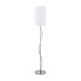 Lampadaire EGLO ESPARTAL Nickel mat, Aluminium, 2 lumières