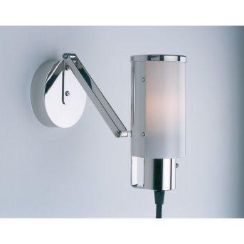 Wagenfeld Tecnolumen Lampe à poser Nickel brillant, 1 lumière