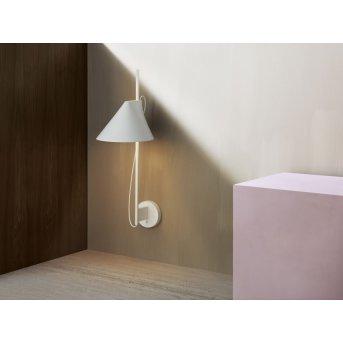 Applique murale Louis Poulsen YUH LED Blanc, 1 lumière