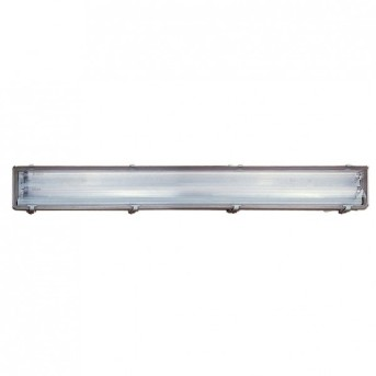 Spot sous meuble Nordlux WORKS Argenté, 2 lumières
