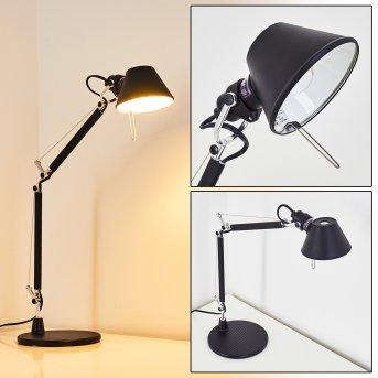 Lampe à poser Artemide TOLOMEO MICRO Noir, 1 lumière