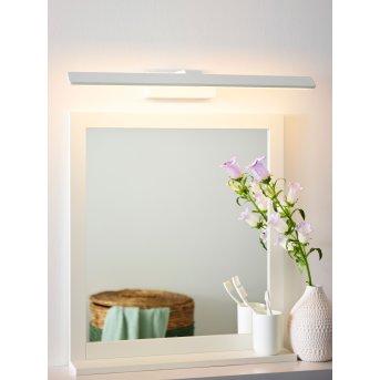 Lampe pour miroir Lucide BETHAN LED Blanc, 1 lumière