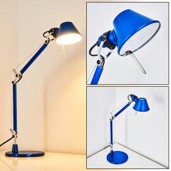 Lampe à poser Artemide TOLOMEO MICRO Bleu, 1 lumière