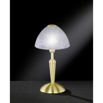 Lampe à poser Wofi MORLEY Laiton, 1 lumière