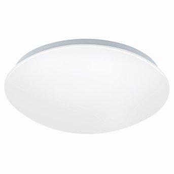 Plafonnier Eglo GIRON-C LED Blanc, 1 lumière, Changeur de couleurs