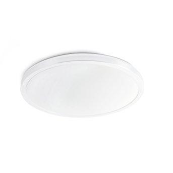 Plafonnier Faro Barcelona Ami Blanc, 1 lumière