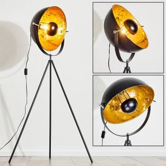 Lampadaire Saturn Noir, 1 lumière