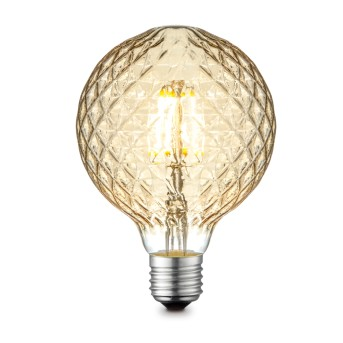 Globo lampe LED E27 4 Watt 2700 Kelvin 380 Lumen